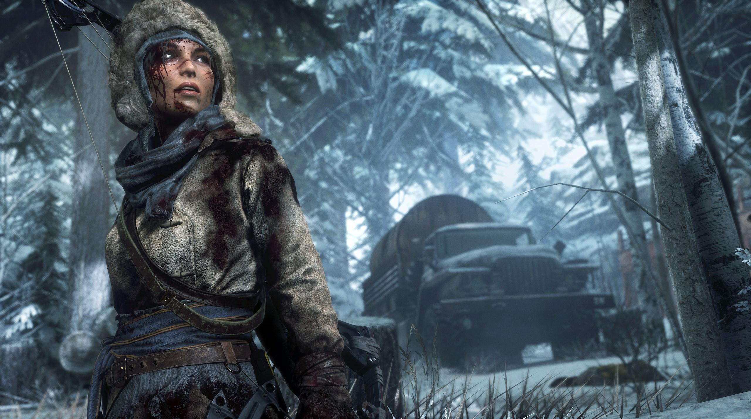 Tomb Raider leak